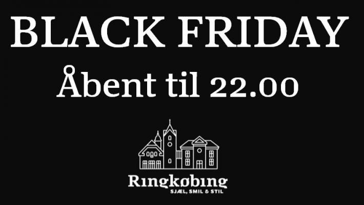 47a22eb5a6c9 Black Friday til kl. 22.00